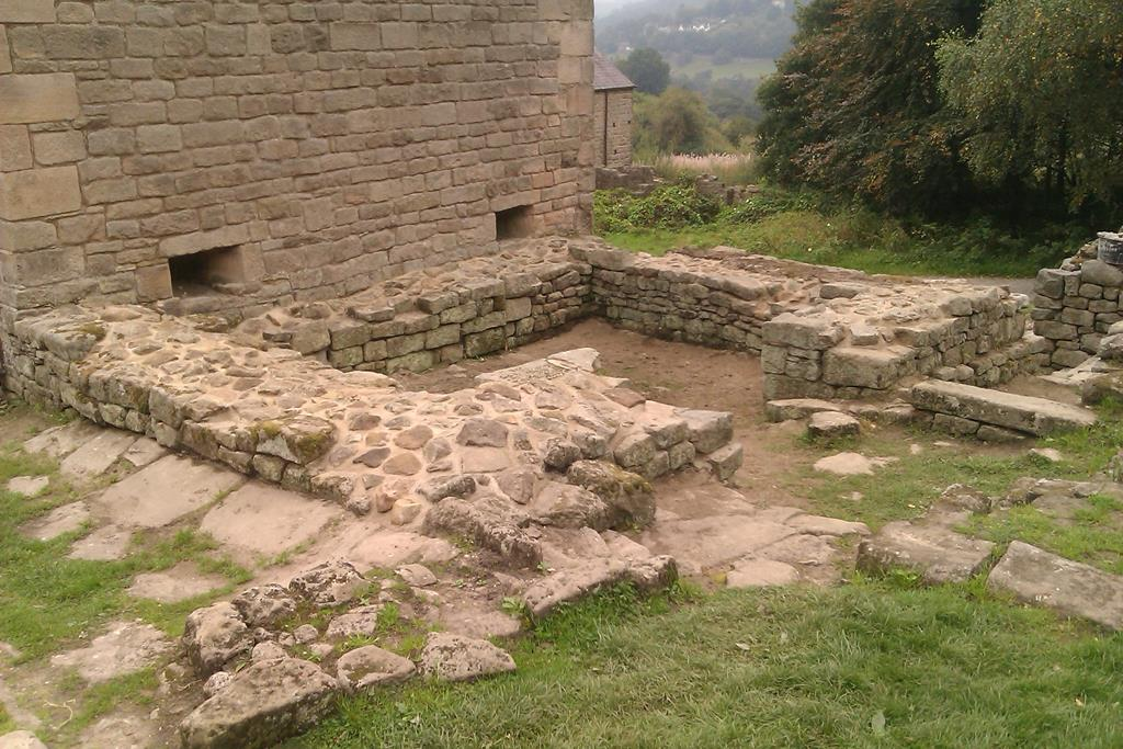 Conservation works with funding assistance from Historic England, 2014