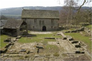 Padley martyrs chapel