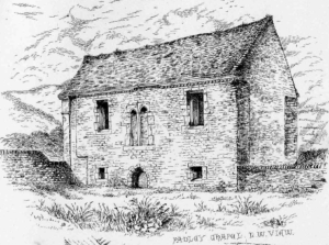 padley old chapel