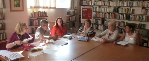 Adult Education Meeting