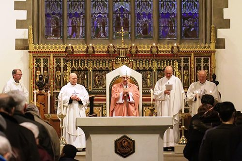 Photo from the Year of Mercy celebration