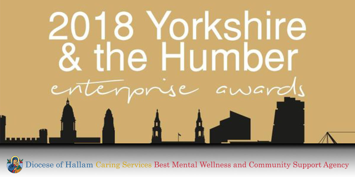 2018 Yorkshire and the Humber Enterprise Award for Hallam Caring Services