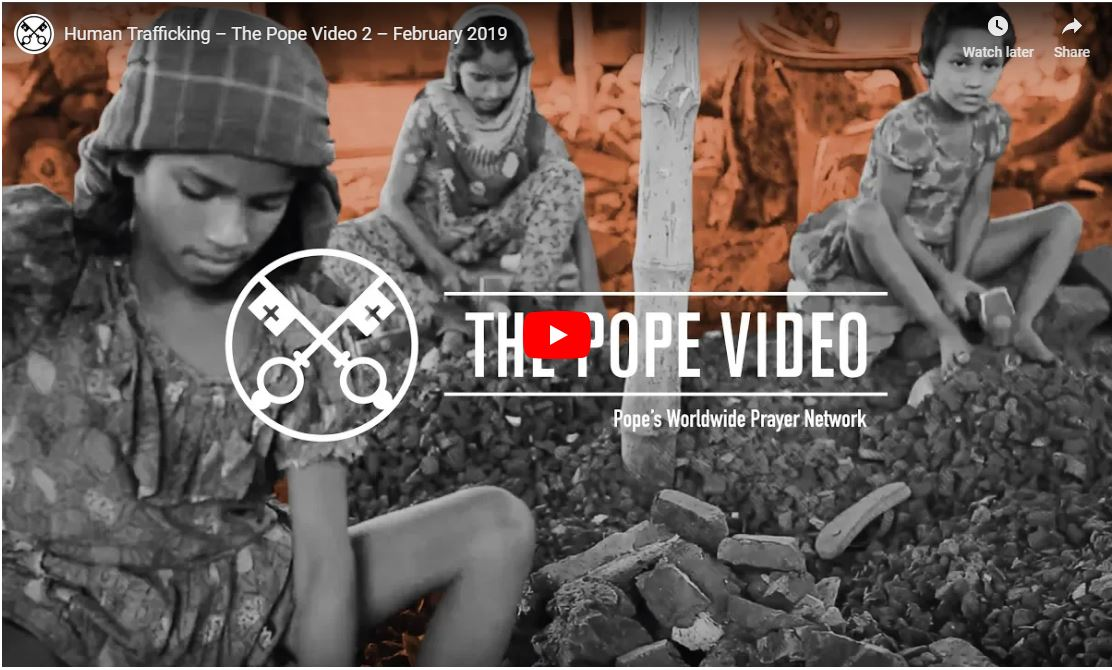 The Pope Video Feb 2019