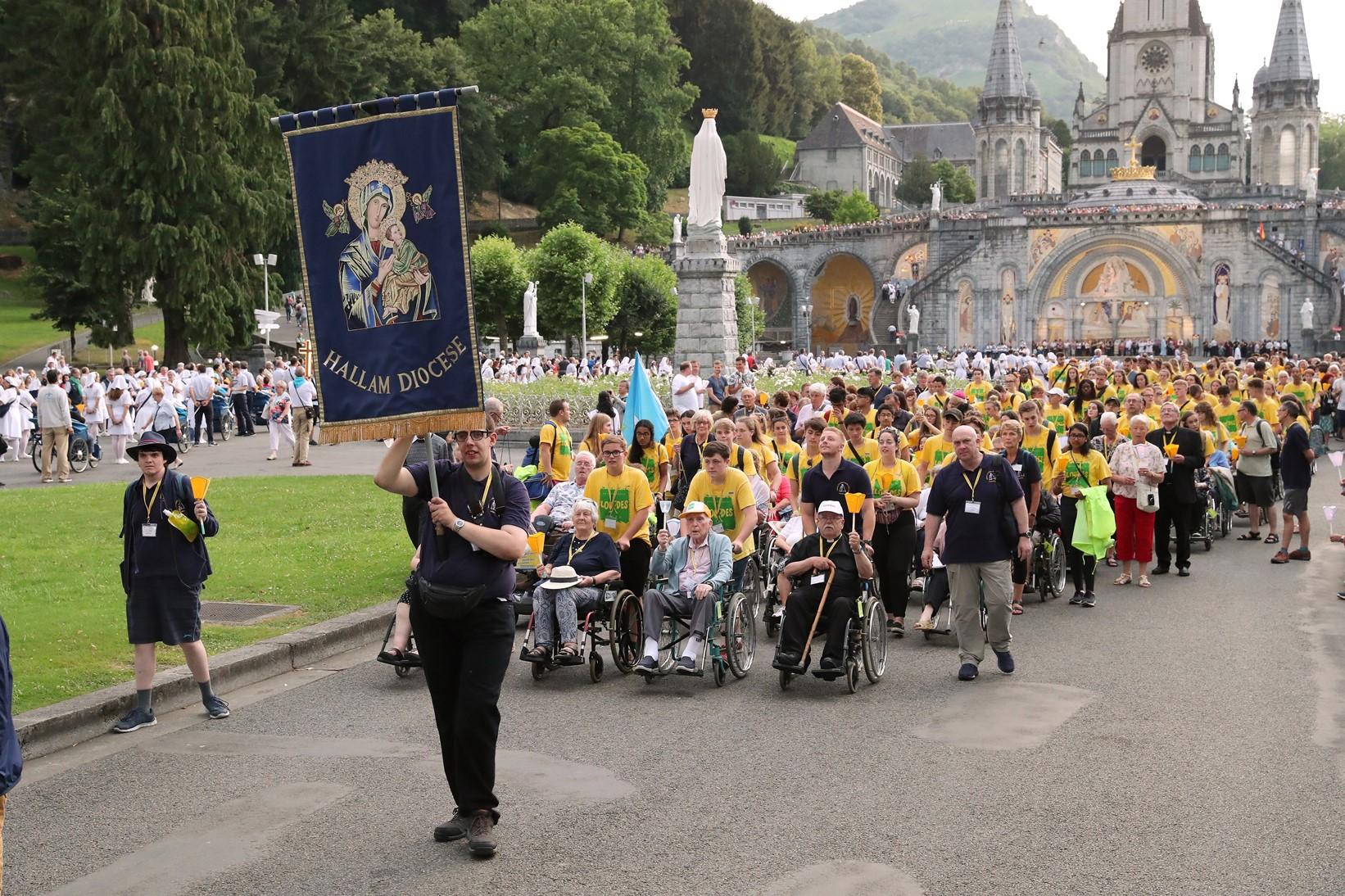 Lourdes Pilgrimage