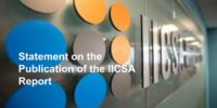 Statement on the Publication of the IICSA Report