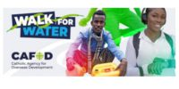 CAFOD Walk For Water