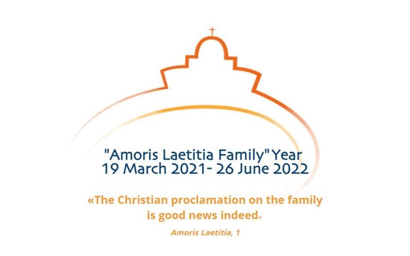 """""""Amoris Laetitia Family"""" Year 2021 - 2022"""