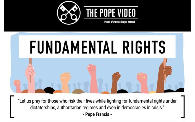 The Pope Video - April 2021