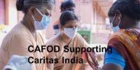 CAFOD Supporting Caritas India