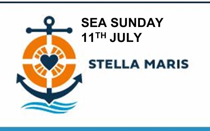 Sea Sunday - 11th July 2021