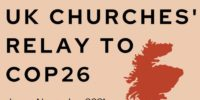 UK Churches' Relay to COP26