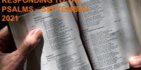 Responding to the Psalms – September 2021