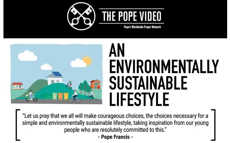 The Pope Video - September 2021