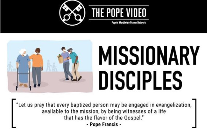 The Pope Video - October 2021